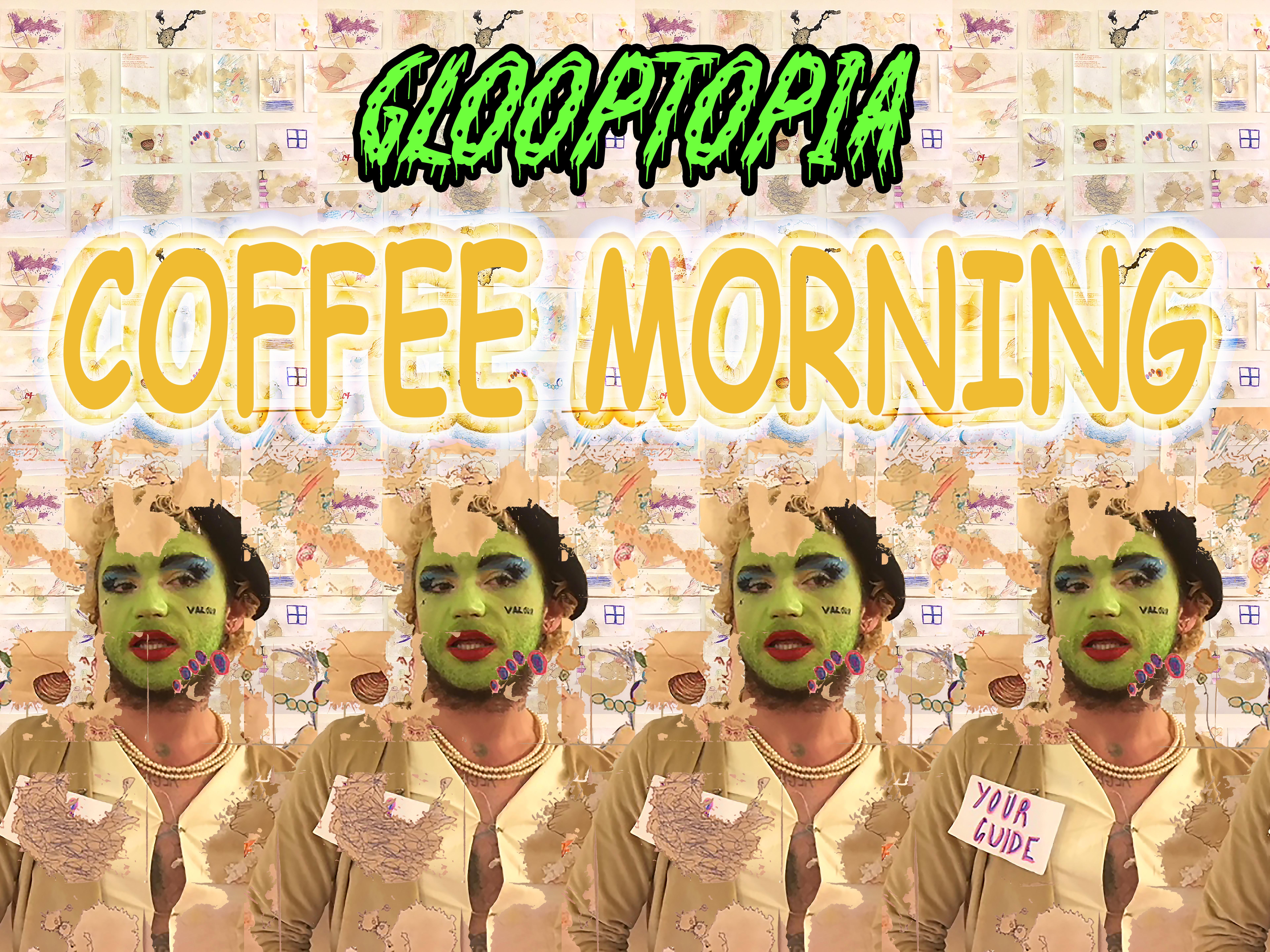Glooptopia Coffee Morning