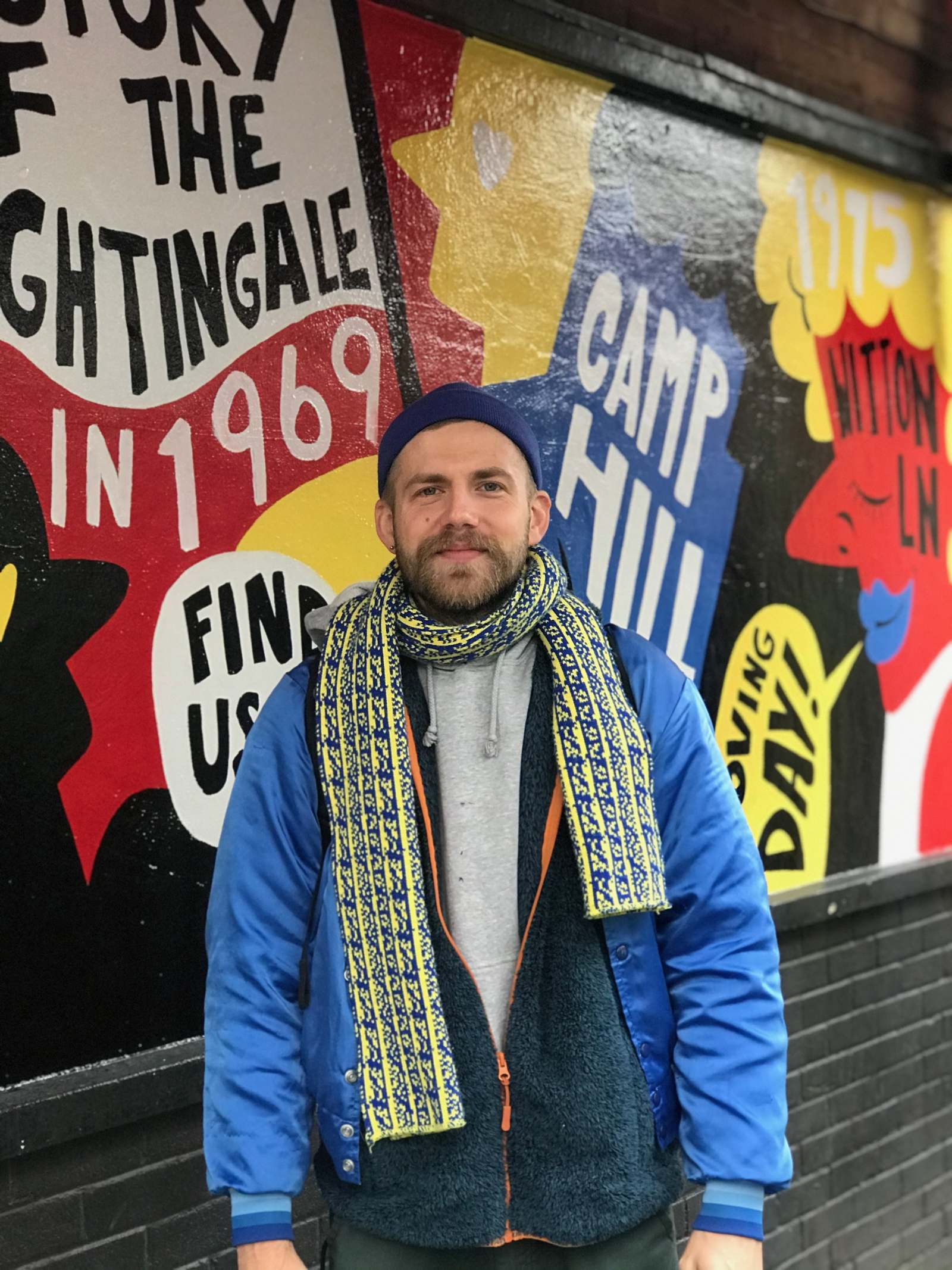 Queer Youth Art Collective with Fredrik Andersson