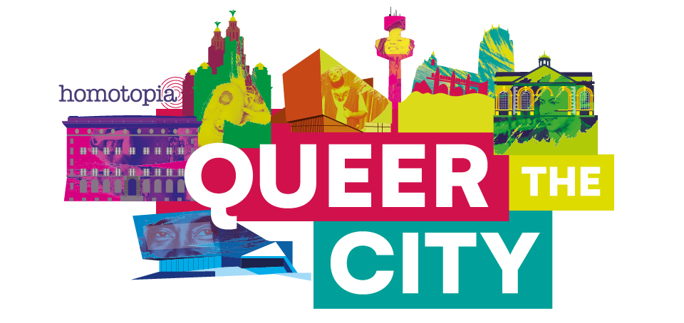 Queer The City full colour banner
