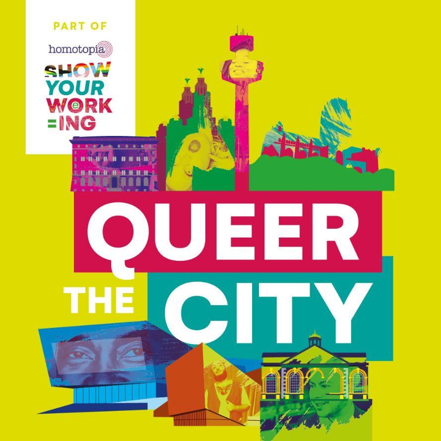 Queer The City: Art Crawl & The Walk