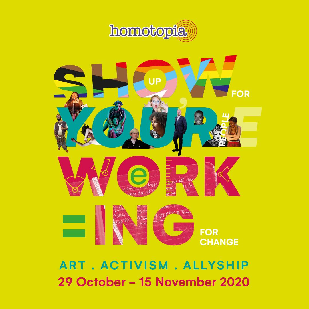 Homotopia Festival 2020 Round-Up