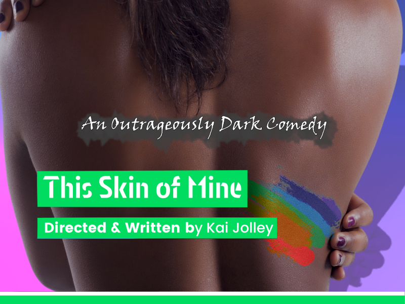 (Past Event) 15th July This Skin of Mine (Little Liverpool Theatre Festival)