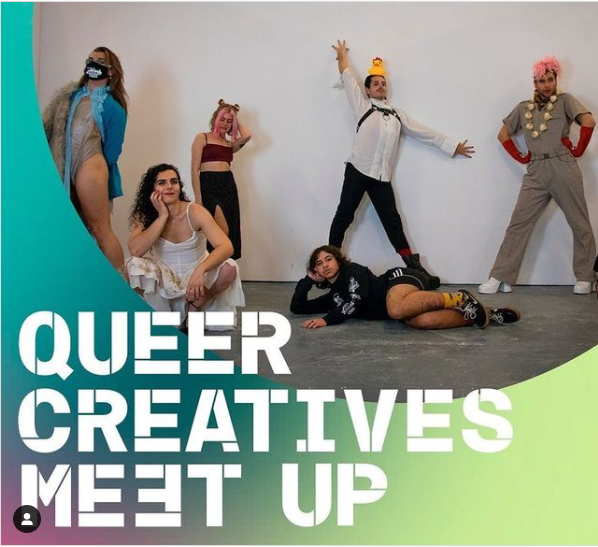 19th August Queer Creatives Meet Up