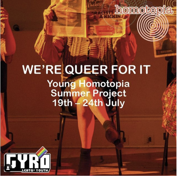 22nd July Young Homotopia Summer Project