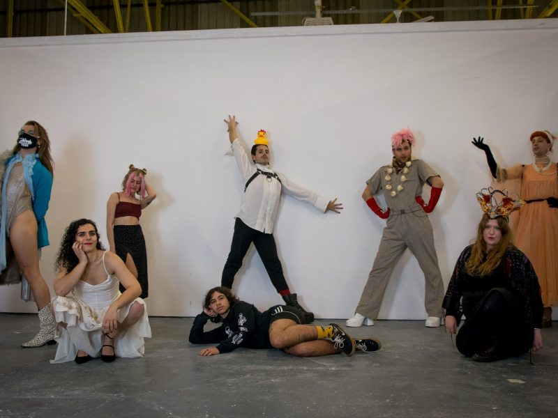 Queer Bodies at Future Yard
