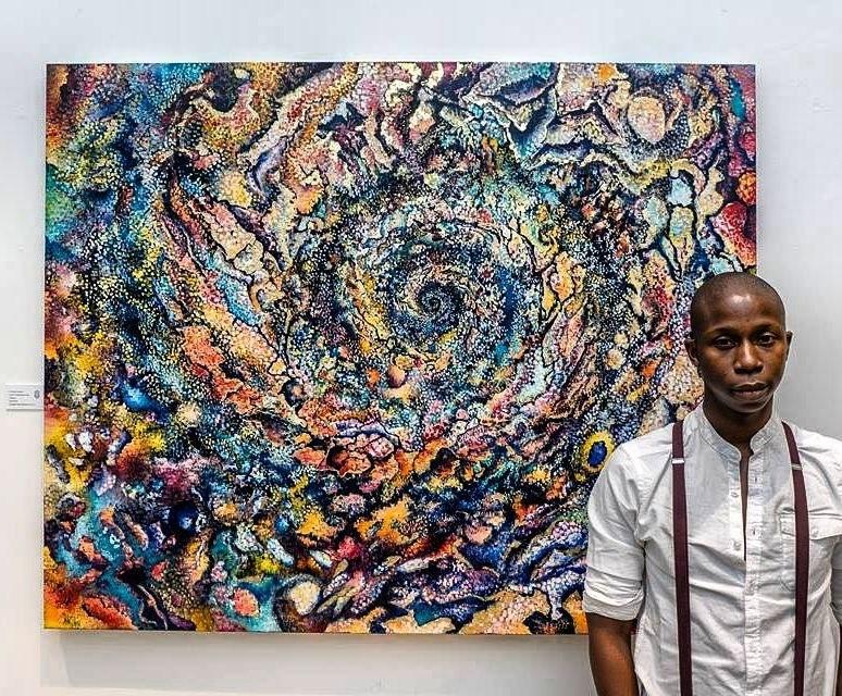 Christian Asare New Exhibition